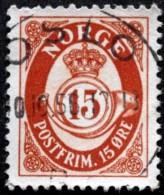 Norway 1952  Minr.355 OSLO  10-10-1956  (  Lot C 1534 ) - Norwegen