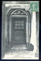 Cpa Du 19  Spontour - Porte Authentique De L' Entrée Du Salon Du Château   DEC15 14 - Non Classés