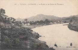 CPA - Caobang - La Rivière Et La Chaine De Montagnes - Vietnam