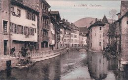 France 74, Annecy Les Canaux (2) - Annecy