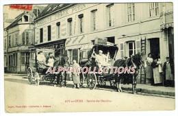 10 - AIX EN OTHE : SERVICE DES OMNIBUS. - France