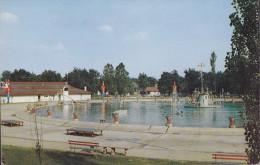 CPA - USA - Kokomo Round Swimming Pool - Indiana - Etats-Unis