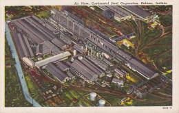 CPA - USA - Kokomo The Continental Steel Plant - Indiana - Etats-Unis