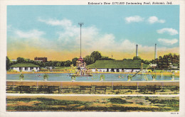 CPA - USA - Kokomo's Swimming Pool - Indiana - Etats-Unis