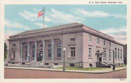 CPA - USA - Kokomo Post Office - Indiana - Etats-Unis