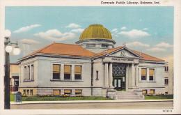 CPA - USA - Kokomo Carnegie Public Libary - Indiana - Etats-Unis