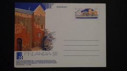 Aland - 1988 - Mi: P 1* - Postal Stationery - Look Scan - Aland