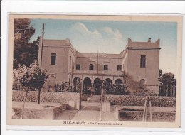 ALGERIE : MAC-MAHON : La Commune Mixte - Tres Bon Etat - Algeria