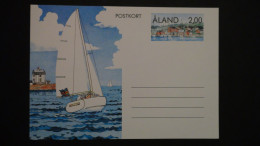 Aland - 1990 - Mi: P 2* - Postal Stationery - Look Scan - Aland