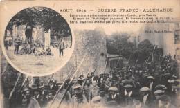 ¤¤   -   BOUGUENAIS  -  Prisonniers Allemands Arrivant Aux COUETS  -  Aout 1914, Guerre 1914-18    -   ¤¤ - Bouguenais