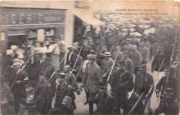 ¤¤   -   BOUGUENAIS  -  Prisonniers Allemands Arrivant Aux COUETS  -  Guerre Européenne De 1914    -   ¤¤ - Bouguenais