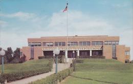 CPA - USA - Kokomo National Guard Armory - Indiana - Etats-Unis