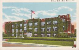CPA - USA - Kokomo High School - Indiana - Etats-Unis