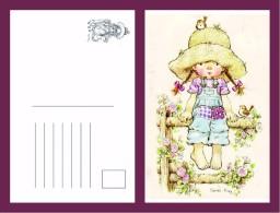 Sara Kay Modern Postcard 1 - Size:15x10 Cm. Mint - Cómics