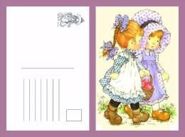 Sara Kay Modern Postcard 3 - Size:15x10 Cm. Mint - Cómics