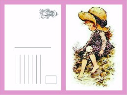 Sara Kay Modern Postcard 4 - Size:15x10 Cm. Mint - Cómics