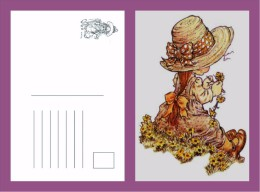 Sara Kay Modern Postcard 6 - Size:15x10 Cm. Mint - Cómics