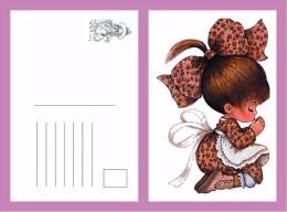 Sara Kay Modern Postcard 8 - Size:15x10 Cm. Mint - Cómics