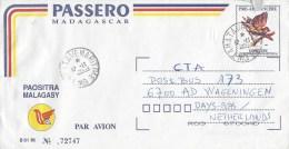 Madagascar 2003 Tamatave Maritime B01 RI PAP Bird Stationary Cover - Madagaskar (1960-...)
