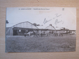 Longvic  Aviation - Escadron Des Biplans Breguet - Aerodrome
