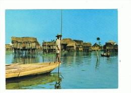 DAHOMEY: Cité Lacustre De GANVIE - Dahome