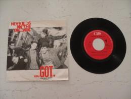 New Kids On The Block, You Got It . 1988 - Voir  Photos, Disque CBS - Dance, Techno & House