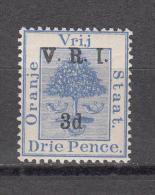 "1900  SG   Nº  128 A    (  Inverted "" 1 ""  )  / * / - Sud Africa (...-1961)"