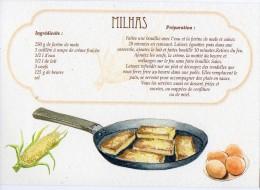Recette - MILHAS - 00019 RP020 - S.A. APA-POUX - TBE - Recettes (cuisine)