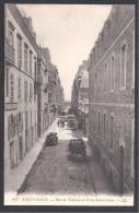 SAINT MALO - Rue De Toulouse Et Porte Saint Louis - Saint Malo