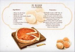 Recette - FLAUNE - 00019 RP034 - S.A. APA-POUX - TBE - Recettes (cuisine)