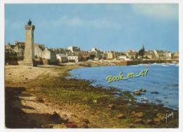 {62885} 29 Finistère Roscoff , Le Phare Et Vue Générale - Roscoff