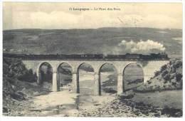 Lozère - Langogne - Place Notre Dame - Langogne