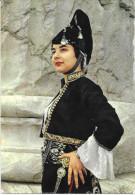 GREEK COSTUMES MACEDONIA 1962 - Grecia
