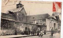 PARIS L'EGLISE SAINTE-MARGUERITE - District 11