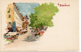 GENEVE  DE  F.DELLMY - GE Ginevra
