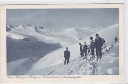 Gross-Venediger. Blick G. D. Krimmlertörl Und Dreiherrenspitze - Wintersport