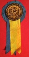 MEDAGLIA   GRADISCA 1981 QUINTO CENTENARIO DELLA FORTEZZA CONCORSO IPPICO NAZIONALE - - Professionali/Di Società