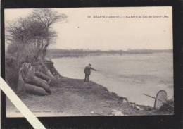 Bouaye - Au Bord Du Lac De Grand Lieu - Nasses Pour La Peche A La Bosselle - Bouaye