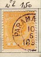 SURINAME / N° 2 - Suriname ... - 1975