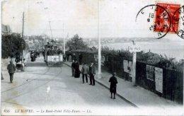 76 LE HAVRE ++ Le Rond-Point Félix Faure ++ - Sainte Adresse