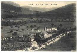 Lozère - La Mothe - L'usine ( Chemin De Fer, Train ) - France