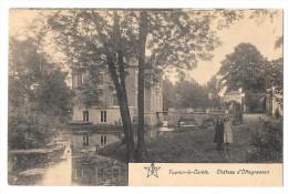 60 -  FOURON - LE - COMTE  -  Château D´Ottegraeven - Fourons - Voeren