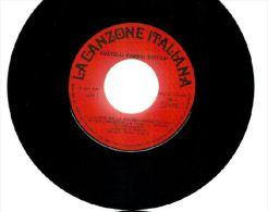 MUSICA  VINILE 45 GIRI LA CANZONE ITALIANA FABBRI EDITORI - Other - Italian Music