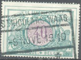 _6Bs-995: N° TR34: Type C_k: ST. NICOLAAS WAAS - 1895-1913