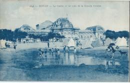 Le Casino Et Un Coin De La Grande Couche//1947      CPDIV201 - Royan