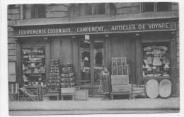 BORDEAUX - Maison E. MONTAUZIER- Equipement Coloniaux Campement -2 Rue Esprit-des-Lois - Bordeaux