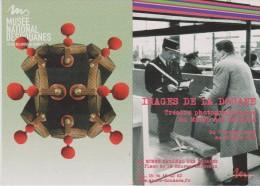 2 CPM 10X15 DOUANES ( Cart'com / PUB ) Images De La Douane( Trésors Photographiques) / Musée National Des Douanes - Customs