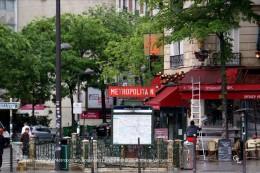 PARIS XV (75)-METRO-Station Porte De Versailles (EDITION à TIRAGE LIMITE) - Métro Parisien, Gares