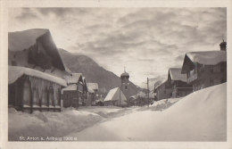 Autriche - St Anton Am Arlberg - St. Anton Am Arlberg