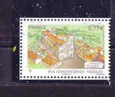 Francia 2012-Vezelay _Usato - France